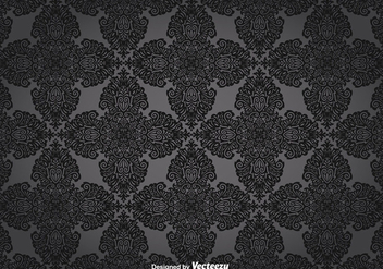 Vector Vintage Style Seamless Pattern - Free vector #404881