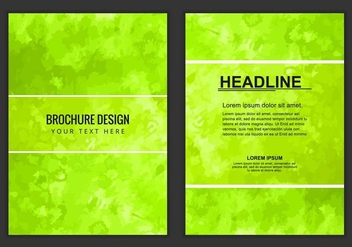Free Vector Business Brochure - Free vector #405221