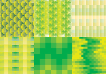 Abstract Background Green Vector - Free vector #407131