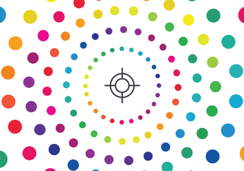 Chromatic Circle - vector #407201 gratis