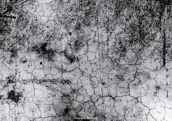 Cracked Grunge Texture - Free vector #407311