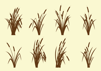 Reeds Icons - Free vector #407921