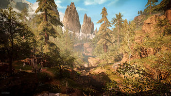 Far Cry Primal / Camp Sight - image gratuit #408721