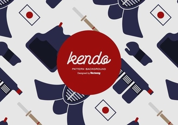 Kendo Background - vector gratuit #410781
