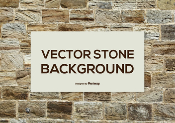 Vector Stone Background - бесплатный vector #412121