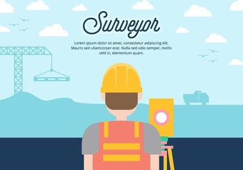 Surveyor Background - Free vector #412661