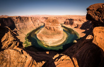 horseshoe bend II (Page USA) - бесплатный image #412701