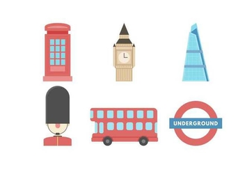 Free Icon of London Vector - vector #415731 gratis