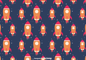 Starship Pattern Background - Free vector #416541