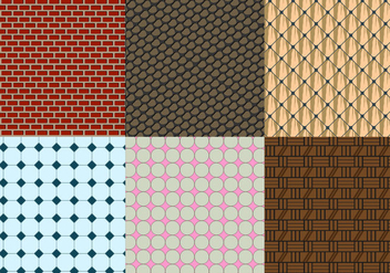 Masonry and Tile Free Vector - vector #416941 gratis