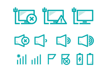 Tecnologia Pc Icon - Free vector #416961