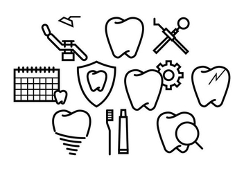 Free Dentista Vector - бесплатный vector #417481