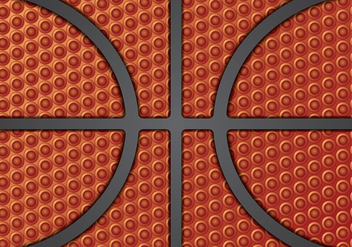 Basketball Texture Vector - бесплатный vector #417661