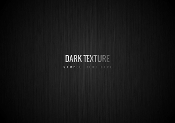 Free Vector Dark Texture Background - Free vector #418161