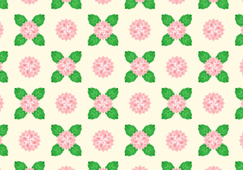 Free Camellia Pattern Vector - Free vector #418261