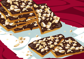 Toffee Free Vector - бесплатный vector #418451