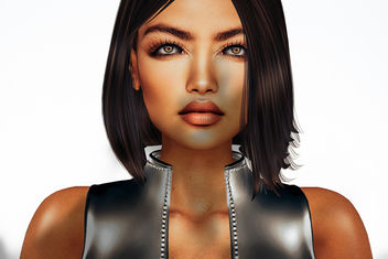 Skin Cristy (Catwa Applier) by theSkinnery @ Rewind 90's Throwback Event (starts February 10 th) & Hairstyle Blair by Iconic @ON9 - image gratuit #419191