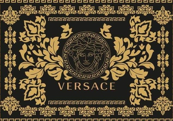 Versace Background Vector - Kostenloses vector #419461