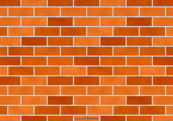 Vector Brick Texture Background - vector #419701 gratis