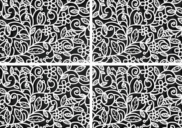 free laser cutter templates - laser cut pattern vectors free vector download 420671