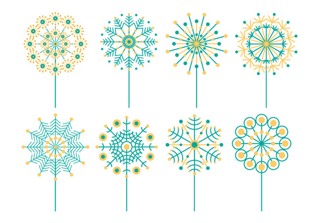 Free Blowball Vector - бесплатный vector #421301
