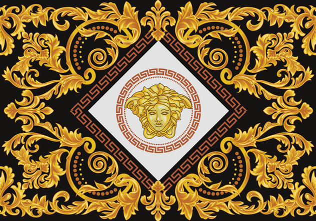 Diamond Versace Vector...