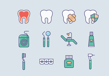 Free Dentist Vector - бесплатный vector #422041