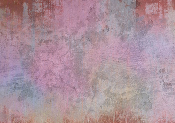 Pink Wall Grunge Free Vector Texture - Kostenloses vector #422631
