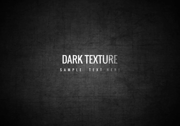 Free Vector Dark Texture Background - Free vector #422771