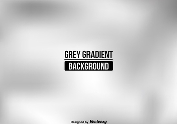 Grey Gradient Abstract Background - vector #422791 gratis