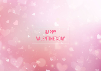 Free Vector San Valentin Background - Kostenloses vector #422811