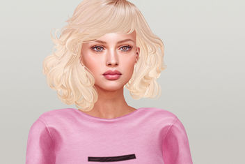 Skin Ingrid (with Akeruka Lara shape) by theSkinnery @ Collabor88 & Hairstyle Esme by Iconic @ Hairology (starts March 10th) - image #424831 gratis
