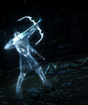 Middle Earth: Shadow of Mordor / Celebrimbor - Kostenloses image #427411
