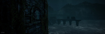 Middle Earth: Shadow of Mordor / At the Stormy Sea - image #427851 gratis