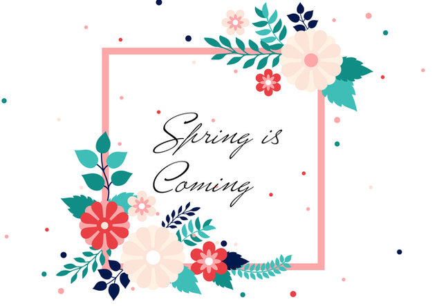 Free Spring Vector Background - Free vector #428201