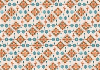 Islamic Ornaments Colorful Vector - Free vector #428261