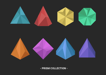 Prisma Vector Item Sets - Free vector #428891