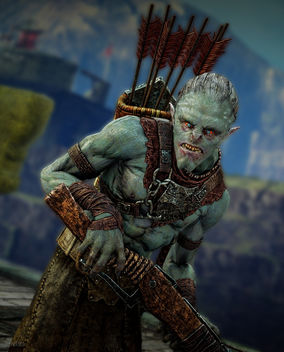 Middle Earth: Shadow of Mordor / Handsome Fella - Free image #428951