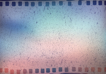 Multicolored Film Grain With Bokeh Vector - бесплатный vector #429171