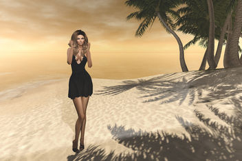Dress Altea by Lybra @ Project7 - Free image #429781