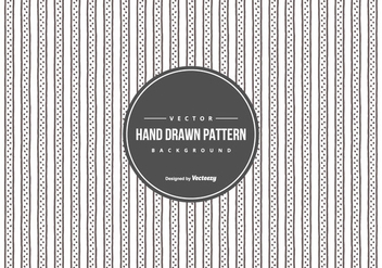 Cute Hand Drawn Style Pattern Background - vector #429901 gratis
