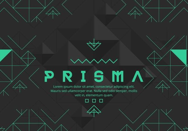 Prisma Background - Free vector #430991