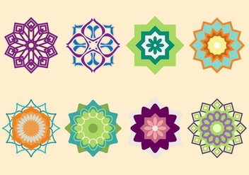 Islamic Ornament Vector - бесплатный vector #431291