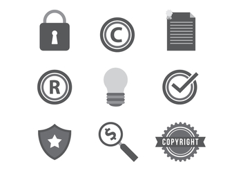 Free Copyright Vector Icons - Kostenloses vector #432441