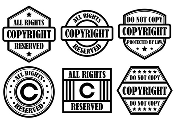 Free Copyright Vector Icons - Kostenloses vector #433481