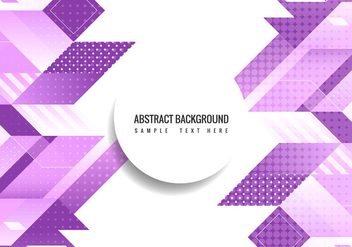 Free Vector Colorful Polygonal Background - Kostenloses vector #434091