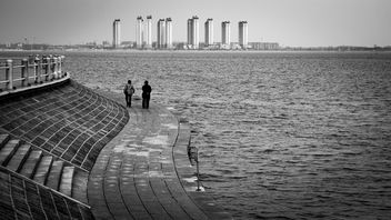 Leaving together - image gratuit #434401