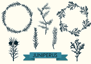 Branches Collection Vector - Free vector #434901