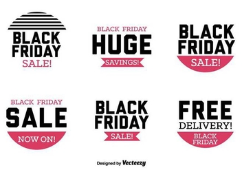 Vector Discount Advertisement Set - vector #436261 gratis
