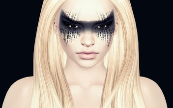 Peccato Makeup by SlackGirl @ The Darkness Monthly Event - image gratuit #437571